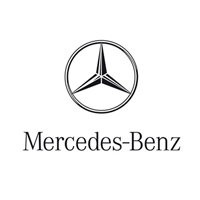 Logotype de Mercedes benz